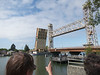 The raising of the Miller-Sweeney Bridge<br /> Oakland  2014-04-12 at 11-14-48