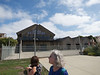 T. Gary Rogers Rowing Center (aka  Ky Ebright Boathouse)<br /> Oakland  2014-04-12 at 10-55-01