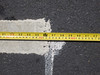 21 inches more to the outer edge (3 ft total)<br /> Piedmont Av 2014-04-24 at 13-33-33
