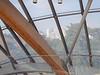 Fondation Louis Vuitton;  La Defense through the glass <br /> Paris - 2015-02-19 at 12-35-36