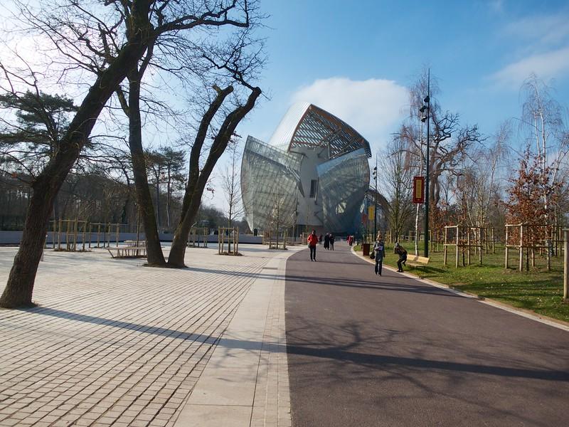 Fondation Louis Vuitton<br /> Paris - 2015-02-19 at 13-07-21