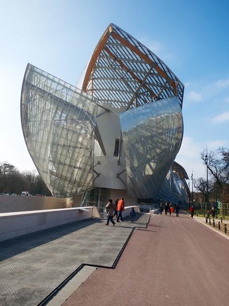 Fondation Louis Vuitton<br /> Paris - 2015-02-19 at 13-01-45