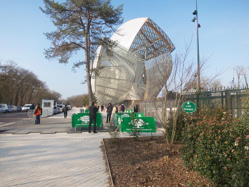 Fondation Louis Vuitton<br /> Paris - 2015-02-19 at 11-11-13