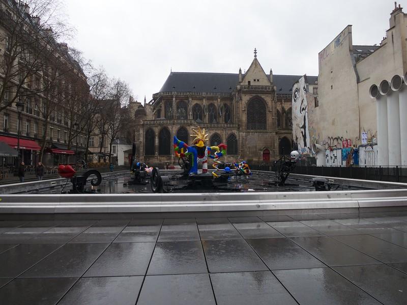 Stravisnky Fountain<br /> Paris - 2015-02-20 at 11-24-54