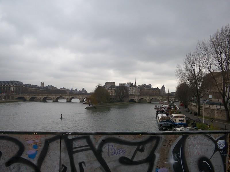 Point Neuf and the Ile de Cite<br /> Paris - 2015-02-21 at 10-53-54