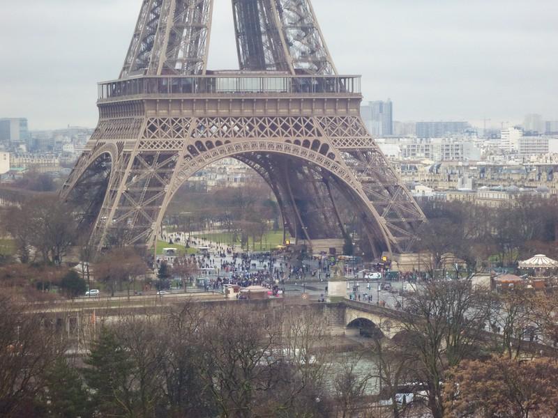 Base of the Tour Eiffel<br /> Paris - 2015-02-21 at 12-15-24