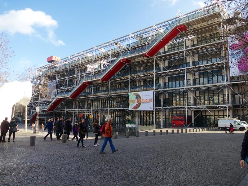 Centre Ponpidou<br /> Paris - 2015-02-23 at 11-42-28