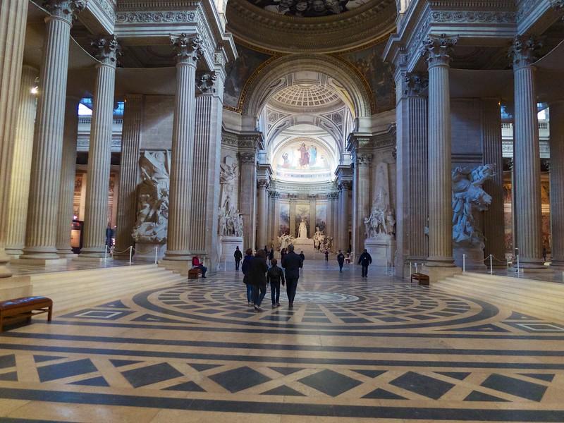 Inside the Pantheon<br /> Paris - 2015-02-24 at 16-53-37