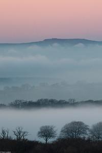 As the Mist Rolls In
