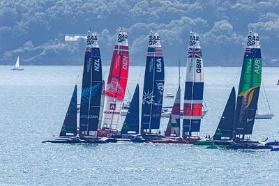 Sail GP - The Start