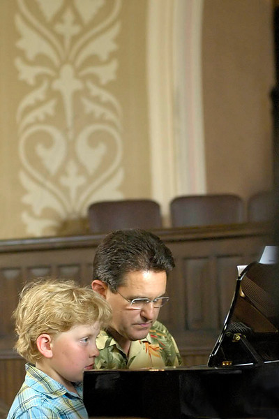 Zoe's Recital - June, 2006