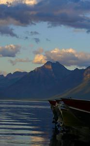 Lake McDonald - Glacier NP