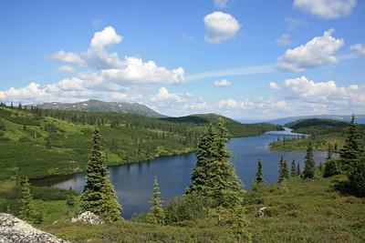 Long Lake Denali State Park