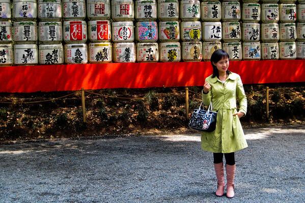 Yasukune shrine, Tokyo