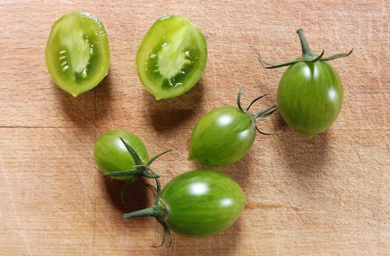 Samocvet Izumrudny - fruits