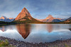 Grinnell Point, Swiftcurrent Lake