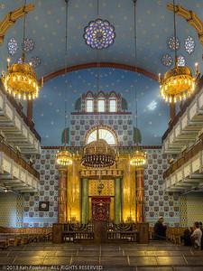 Kazinczy Synagogue, Budapest