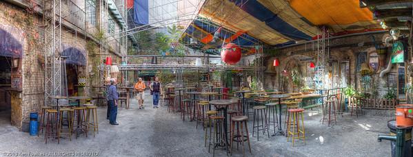 """""""Ruin Bar"""", Budapest"""