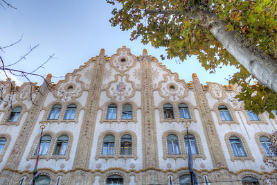 The National Savings Treasury (Art Nouveau)