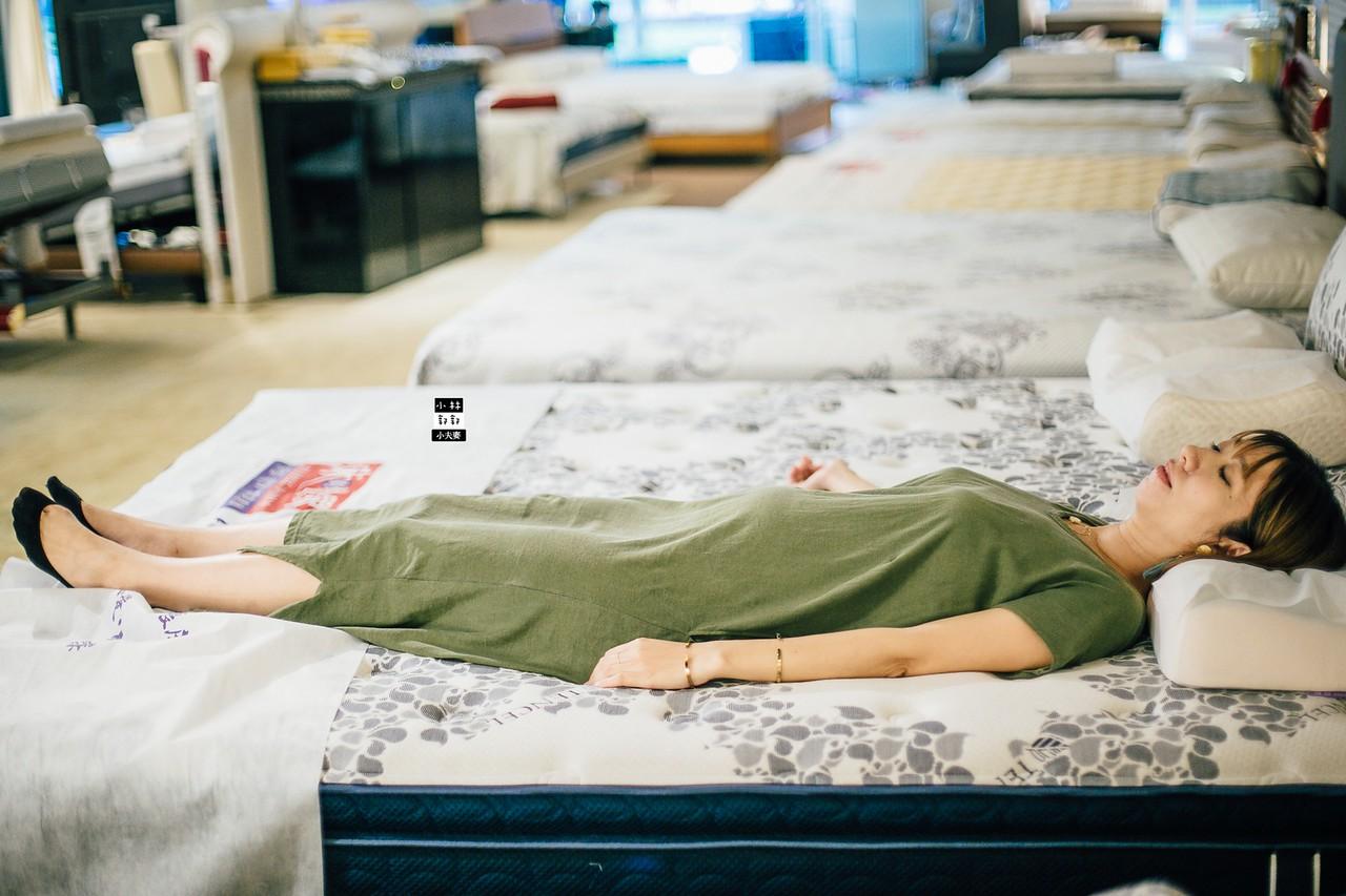 床墊支撐力