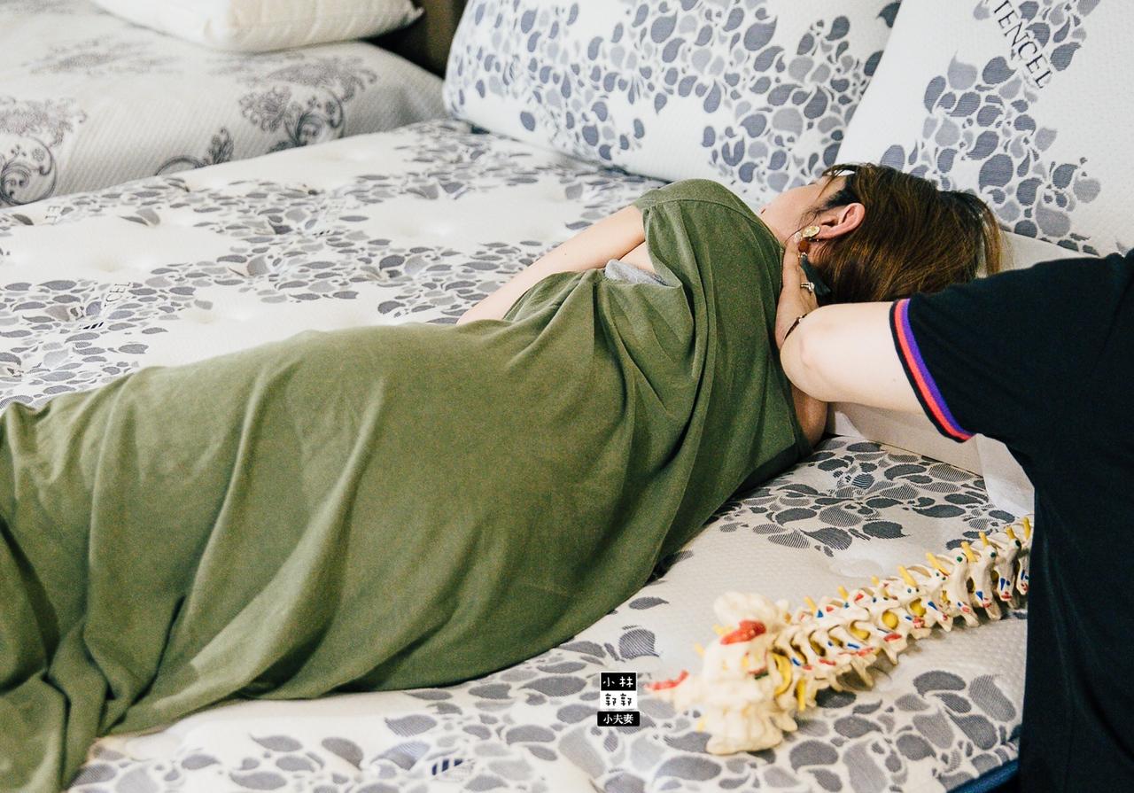 腰部懸空推薦床墊