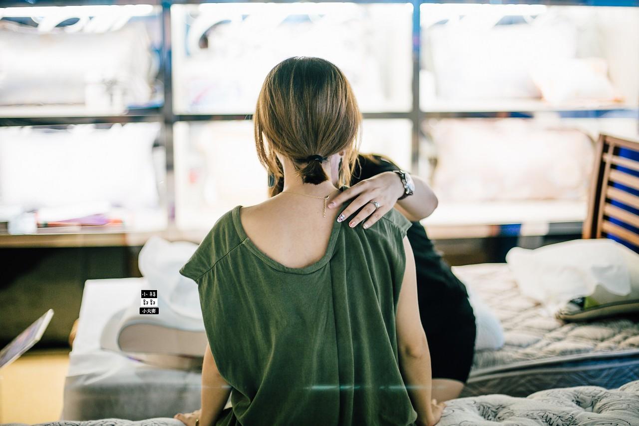 肩頸酸痛|床墊枕頭