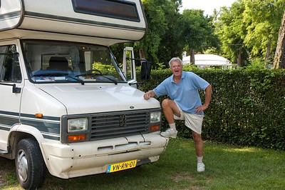 Our Dutch Camper in 2006