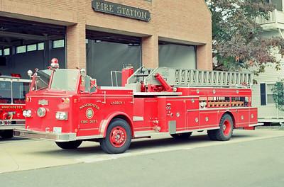 Mass:  New Bedford Former Engine 1