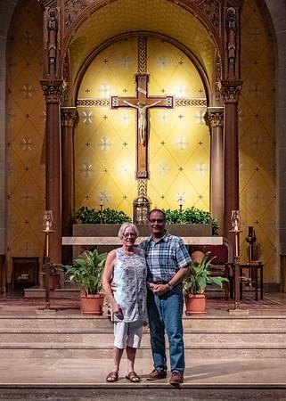 Chuck and Kathy 50th Anniversary