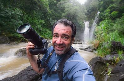 Shooting Waterfalls in Maui