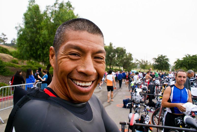 2011 Hansen Dam Triathlon