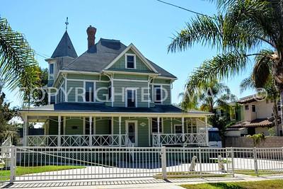 210 Davidson Avenue, Chula Vista, CA - 1888 Alfred Haynes/Cordrey House