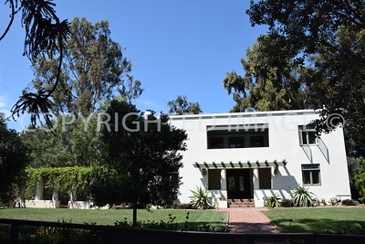 4094 Old Orchard Lane, Bonita, CA - 1908 Allen House - Prairie Style - Irving Gill, Architect