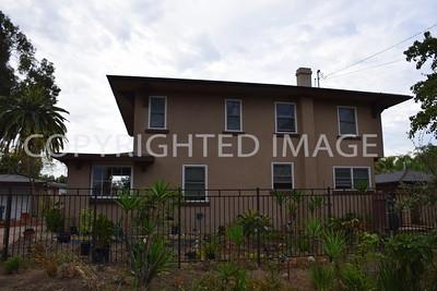 22 F Street, Chula Vista - 1920 Hyman Lischner House