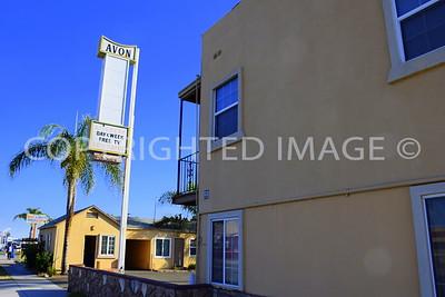 99 Broadway, Chula Vista - 1952 Motel