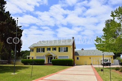20 Second Avenue, Chula Vista, CA - 1927 Rose Barrows House, Colonial Revival Style