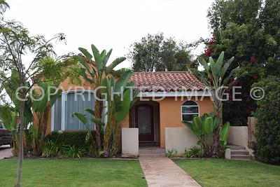 30 F Street, Chula Vista - 1930 Herbert Bryant House - Spanish Style