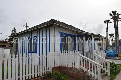 855 Seacoast Boulevard, Imperial Beach, Ca - 1909 Snow House