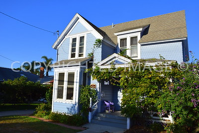 320 Second Avenue, Chula Vista, CA - 1893 Allison Crockett House
