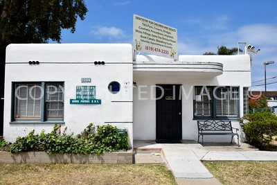 2004 Highland Avenue, National City, CA - Streamline Moderne Style Commercial
