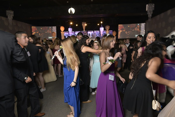 Dance and Party, A Night to Remember 2018