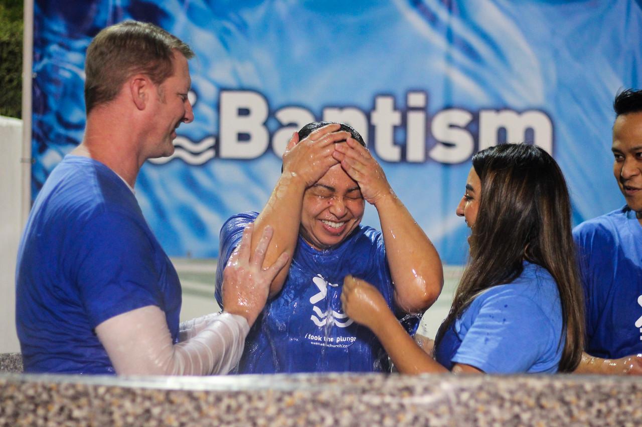 Eastlake Church Baptisms