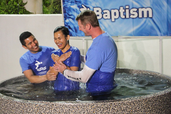Baptism, Saturday, February 4, 2017