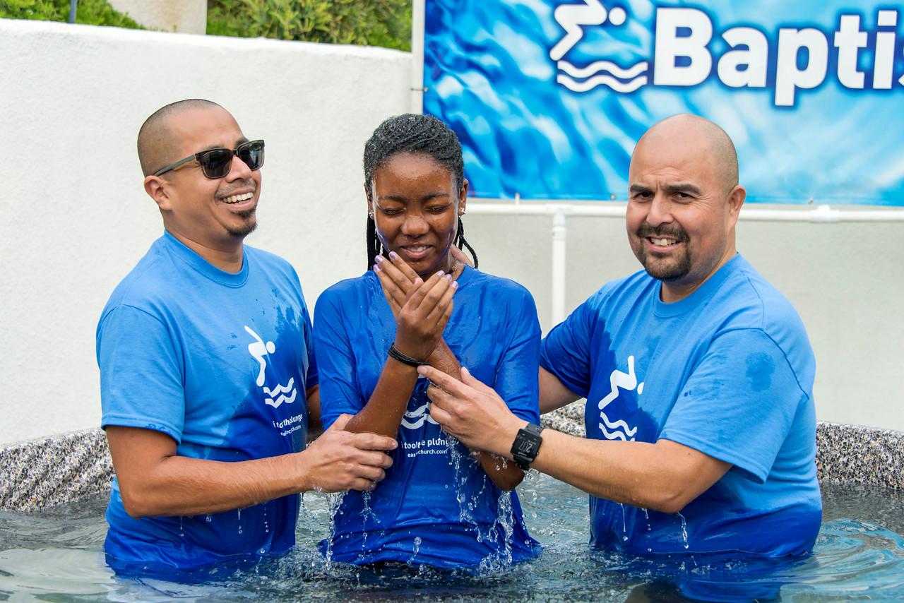 Feb 5th, 2017 Baptism - Chula Vista