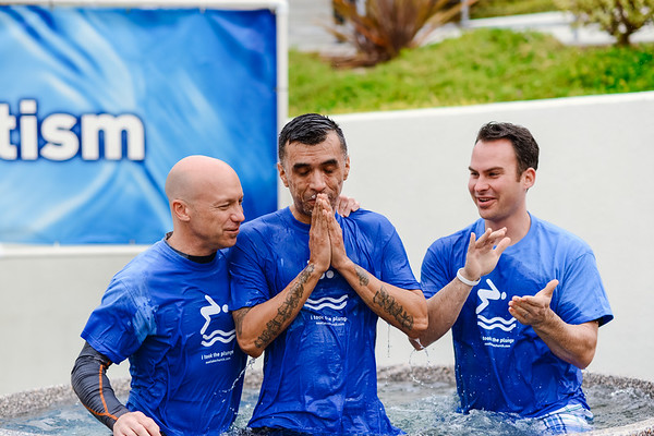 Baptism, Sunday, 9:15am Service, Feb 5, 2017