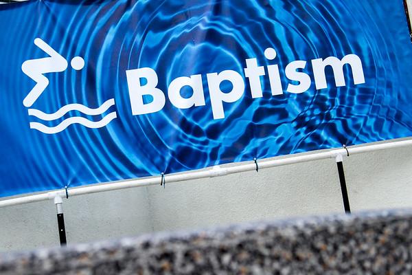 Baptism - June 23, 2018 (Students)