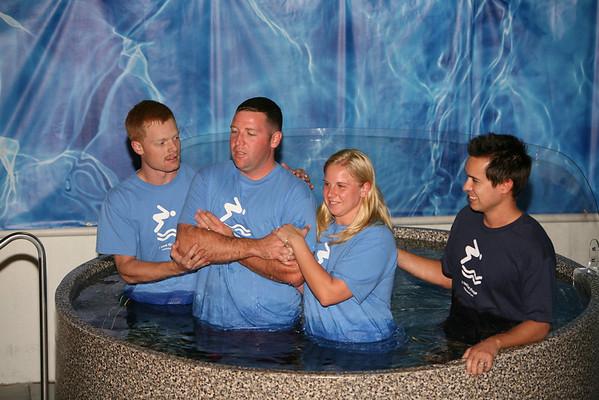 EastLake Church Baptism: Saturday, November 21, 2009