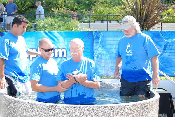 Eastlake Church Baptisms: Sunday August 30, 2009