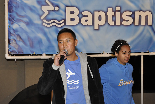 EastLake Church Baptism: November 20, 2010