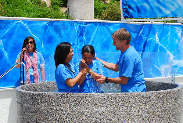 EastLake Church Baptism: Sunday May 2, 2010